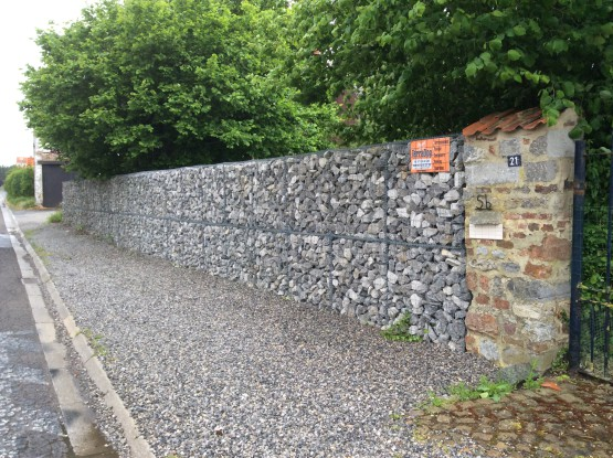 Gabion Mont-sur-Marchienne
